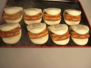 豚角煮バーガー8個セットイメージ